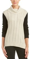 BCBGMAXAZRIA Taylin Wool & Alpaca-blend Sweater.