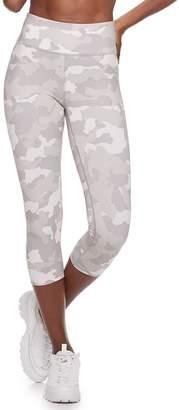 Women's FILA SPORT Fashion High-Waisted Capri Leggings