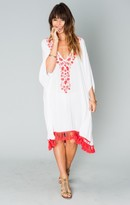 MUMU Mae Mu With Tassels ~ Casa Love Embroidery