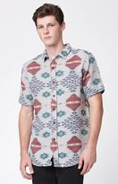 On The Byas Wooster Short Sleeve Button Up Shirt