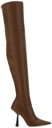 Jimmy Choo Bryson 100 Thigh High Boots
