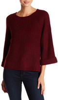 UNIONBAY Union Bay Monica Bell Sleeve Knit Sweater