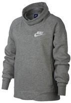 Nike Girl's Long Sleeve Pullover