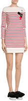 Marc by Marc Jacobs Cotton Breton Striped Dress