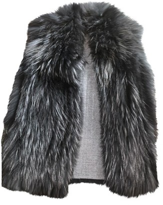Hotel Particulier Black Mink Jacket for Women