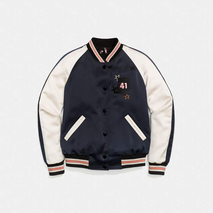 Coach Reversible Souvenir Jacket