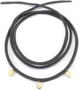 Elizabeth and James Jagger Wrap Choker Necklace, 48""