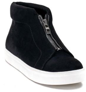 GC Shoes Coby Front Zipper Hightop Sneaker Women's Shoes