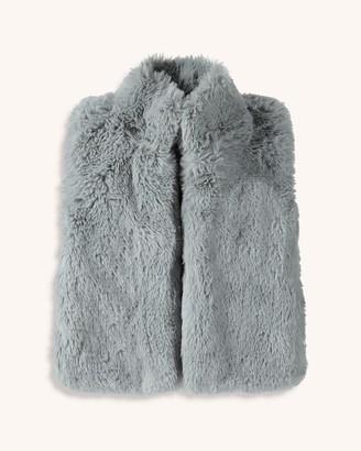 Splendid Baby Girl Faux Fur Vest