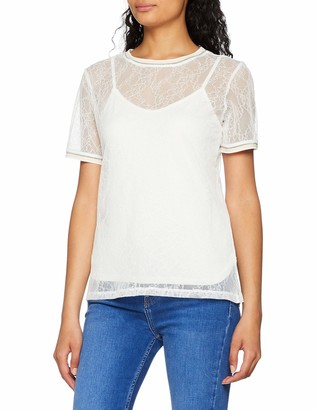 Mavi Jeans Women's Short Sleeve TEE T-Shirt