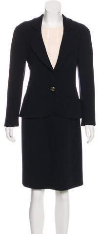 Chanel Colorblock Dress Set