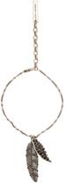 Marc Jacobs Dark Plumes Chain Bracelet