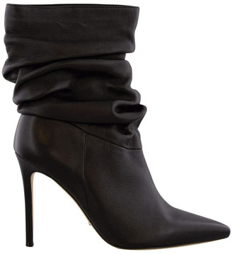 Tony Bianco Lane Black Florence Ankle Boots