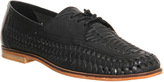 Office Brixton Weave Lace Loafers