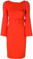 P.A.R.O.S.H. Lachid dress - women - Polyamide/Spandex/Elastane/Wool - XS