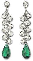 Noumea Emerald Pierced Earrings