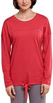 Schiesser Women's Mix&Relax Shirt 1/1 Arm Pyjama Top