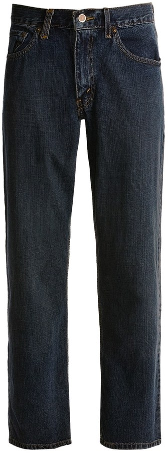 Specially made Loose-Fit Denim Jeans (For Men)