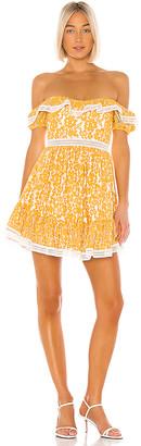 NBD X By X by Bazzi Mini Dress