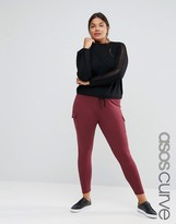Asos Stretch Skinny Pant with Patch Pockets