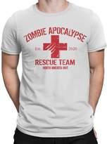 TheShirtDudes Zombie Apocalypse Rescue Team T-Shirt