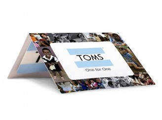 Toms 75 Gift Card