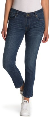 KUT from the Kloth Carrie Rolled Boyfriend Jeans (Petite)