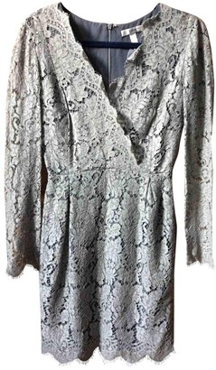 Erdem Grey Lace Dresses