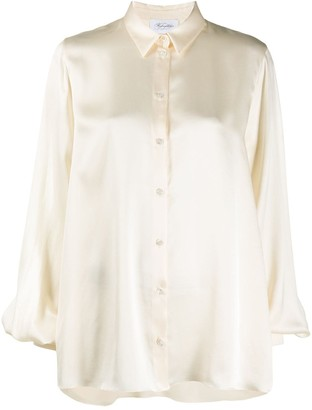 Redemption Silk Button Shirt