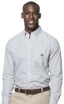 Chaps Men's Traditional Tattersall Button-Down Shirt