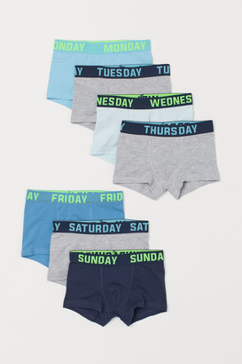 H&M 7-pack Boxer Shorts