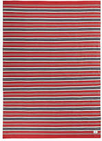 Ralph Lauren Home Racing Point Stripe Indoor/Outdoor Rug, 5' x 8'