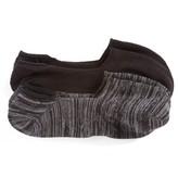 Men's Calibrate 2-Pack Cotton Blend Liner Socks