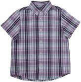 E-Land Kids Plaid Shirt (Toddler/Kids) - Pink-8