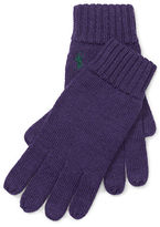Ralph Lauren Merino Wool Gloves