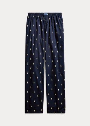 Ralph Lauren Allover Pony Sleep Pant