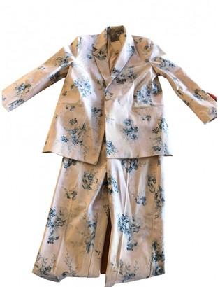 Asos Ecru Cotton Jacket for Women