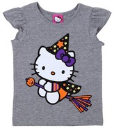 Hello Kitty Toddler Girls' T-Shirt - Gray