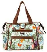 Kalencom Nola Tote Diaper Bag in Springtime