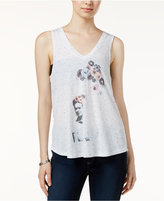 Hybrid Juniors' Frieda Kahlo Graphic Tank