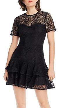 Lini Maya Lace Mini Dress - 100% Exclusive