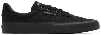 adidas Black 3MC Sneakers