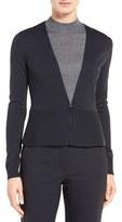 BOSS Women's 'Finesie' Wool Cardigan