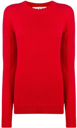 Marni Regular-Fit Crew-Neck Jumper