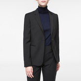 Paul Smith Women's Black Virgin Wool Blazer