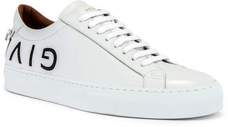 Givenchy Urban Street Sneaker in White & Black | FWRD