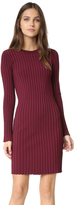 Elizabeth and James Penny Ribbed Dress