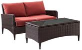 Crosley Kiawah Seating Set (2 PC)