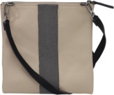 Brunello Cucinelli Cross Body Monili Stripe Bag