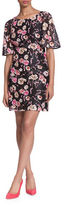 Plenty by Tracy Reese Giana Floral Printed Shift Dress